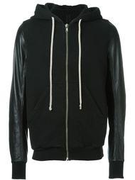 'Jason' zipped hoodie Rick Owens DRKSHDW