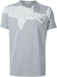 футболка с принтом  Moncler