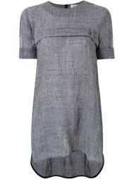 блузка с ремешком на пряжке  Fad Three