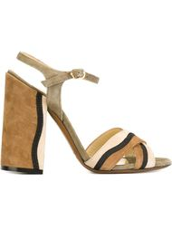 chunky high heel sandals L'Autre Chose