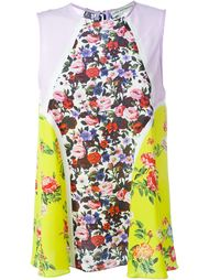 rose panelled top Mary Katrantzou