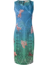 платье с принтом  Piccione.Piccione