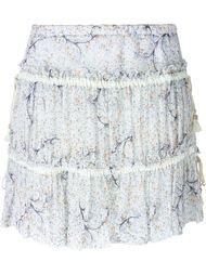 юбка с принтом 'Woodstock Haze' See By Chloé