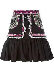 юбка с вышивкой 'Shad'  Isabel Marant