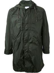 пальто 'Foody' на молнии с капюшоном  Cityshop