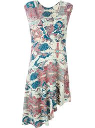 асимметричное платье 'Root' Zadig & Voltaire