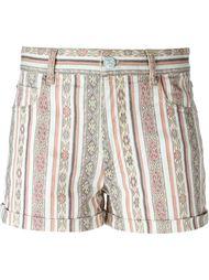 джинсовые шорты 'Naomi' Isabel Marant Étoile