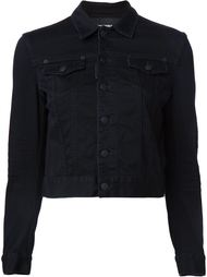 cropped denim jacket  Dsquared2