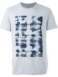 logo print T-shirt Michael Kors