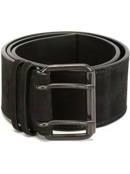 double buckle belt Haider Ackermann