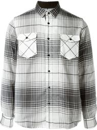 checked shirt Sacai