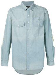 джинсовая рубашка Stampd