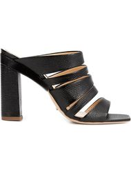 strappy mules Jerome Rousseau