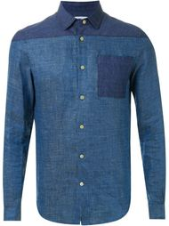 рубашка с панельным дизайном  Fad Three