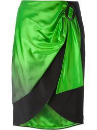 asymmetric wrap skirt Maison Margiela