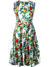 floral print dress Samantha Sung