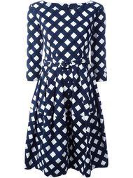 polka dot dress Samantha Sung