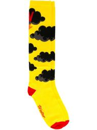 'Cloud' socks Walter Van Beirendonck