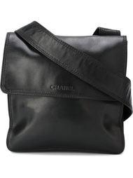 классическая сумка с откидным клапаном Chanel Vintage