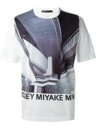 printed logo T-Shirt Issey Miyake Men
