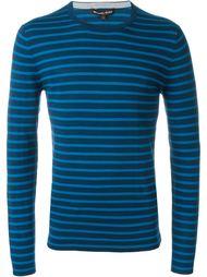 striped sweatshirt Michael Kors