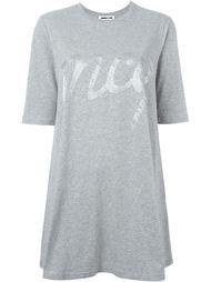 Handwritten McQ print  T-shirt  McQ Alexander McQueen