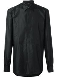 bib panel shirt Maison Margiela