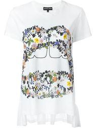футболка с принтом  Markus Lupfer