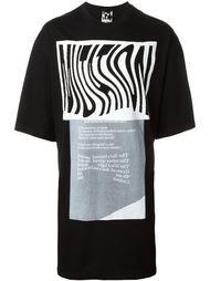 свободная футболка 'We Undead'  Pam Perks And Mini