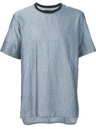 футболка с мятым эффектом Cwst