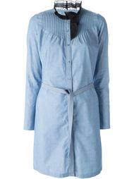 джинсовое платье-рубашка  Sonia By Sonia Rykiel