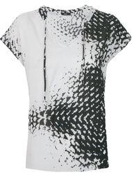 футболка с принтом Uma   Raquel Davidowicz