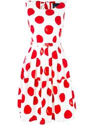polka dot dress Samantha Sung