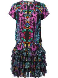 платье с оборками  Piccione.Piccione
