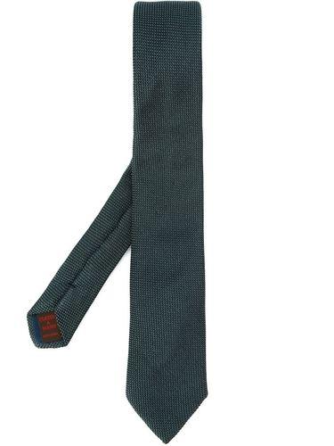 галстук с узором Fashion Clinic