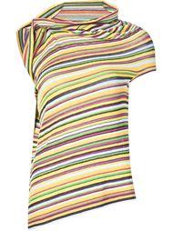 striped top Junya Watanabe Comme Des Garçons