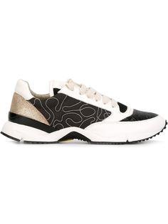 кроссовки с панельным дизайном  Brunello Cucinelli