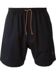 emblem shorts Yoshio Kubo