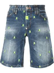 джинсовые шорты 'Dynamite'  Philipp Plein