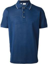 классическая футболка-поло   Brioni