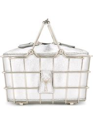 mini 'Caroline' basket bag Savas