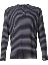 long sleeve striped T-shirt Cwst
