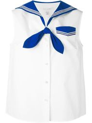 топ 'Sailor'  Marc Jacobs