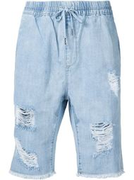 distressed shorts Stampd