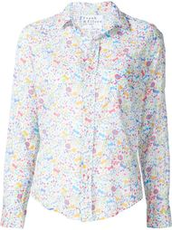 floral print shirt Frank & Eileen