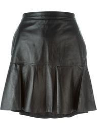 расклешенная мини-юбка Coach