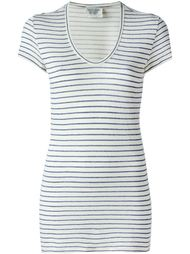 striped T-shirt Forte Forte