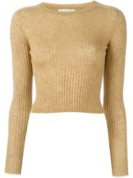 свитер в рубчик 'My Knit' Forte Forte