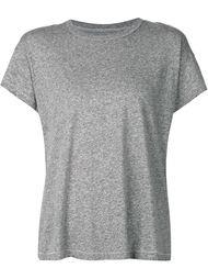 футболка с потертой отделкой The Great