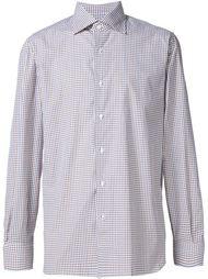 checked shirt  Isaia